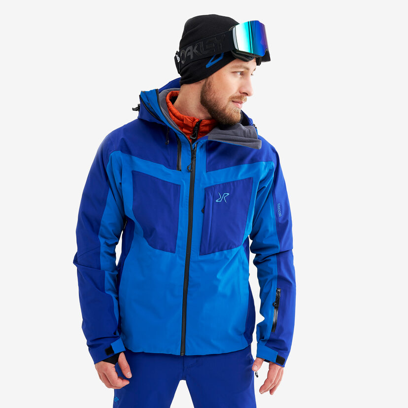 Tornado Jacket Blue Aster Men