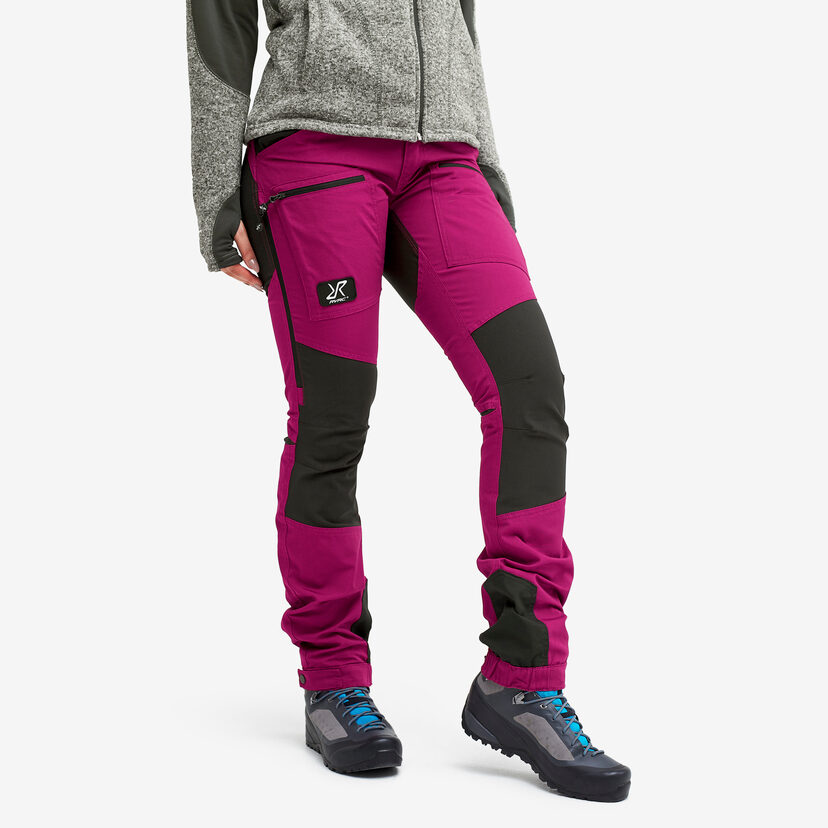 Nordwand Pro Pants Cranberry Women