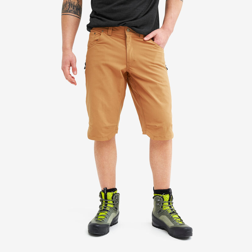 Twisted Outdoor Shorts 2.0 Camel Men