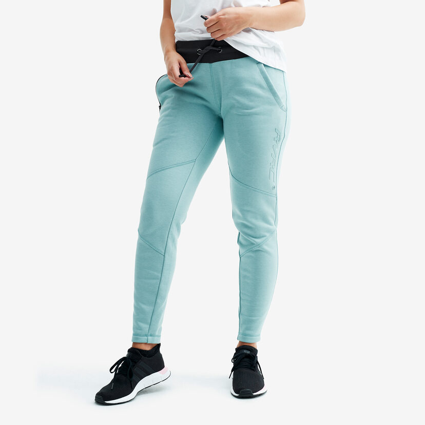 Elements Pants Stone Blue Women