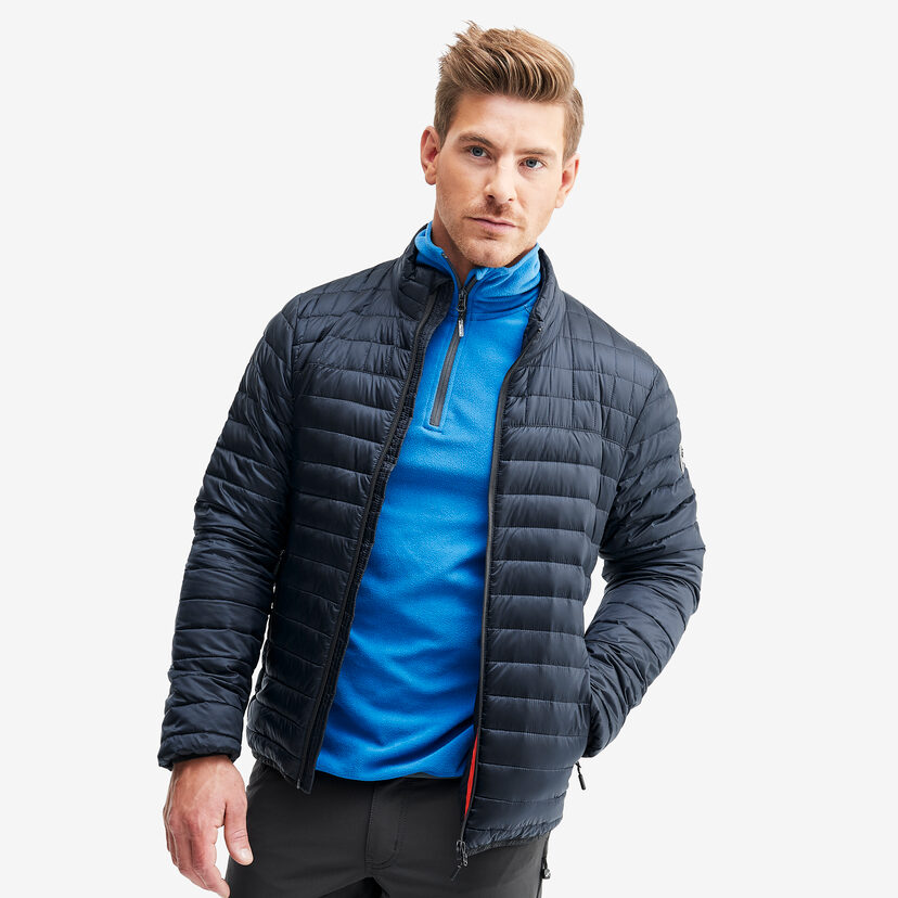 Superlight Down Jacket Navy Men