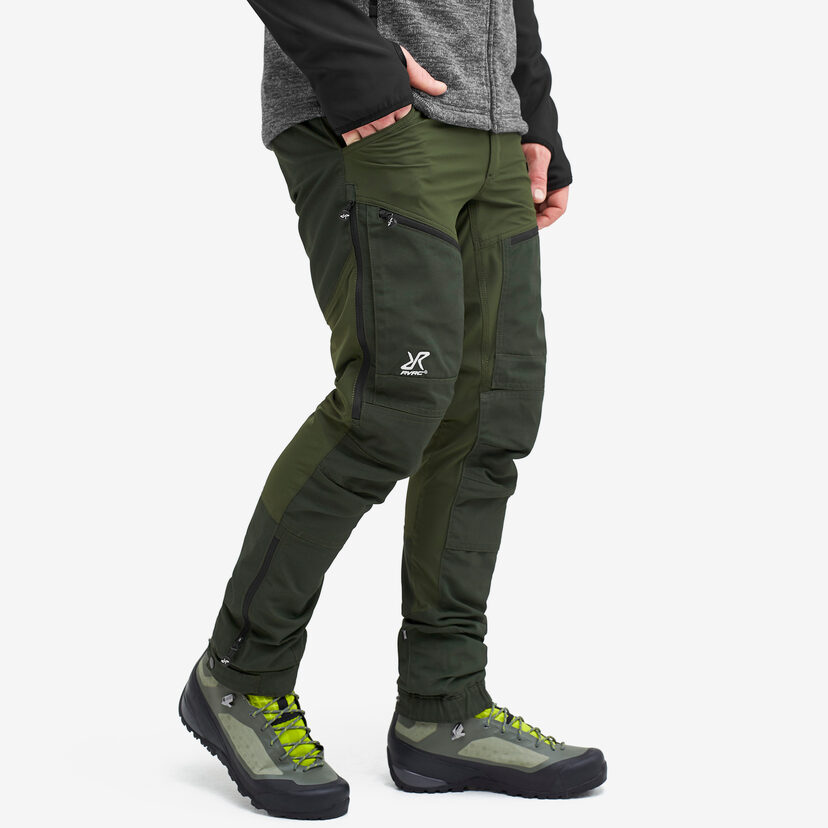 Gpx Pro Rescue Trousers Forest Green Men
