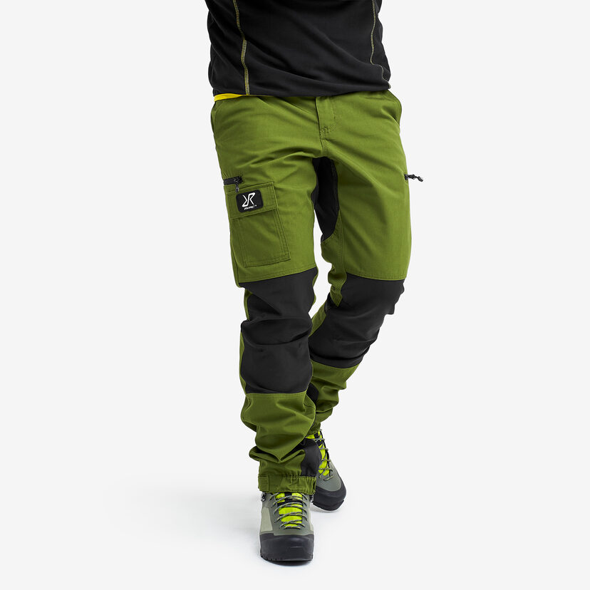 Nordwand Pants Cactus Green Men