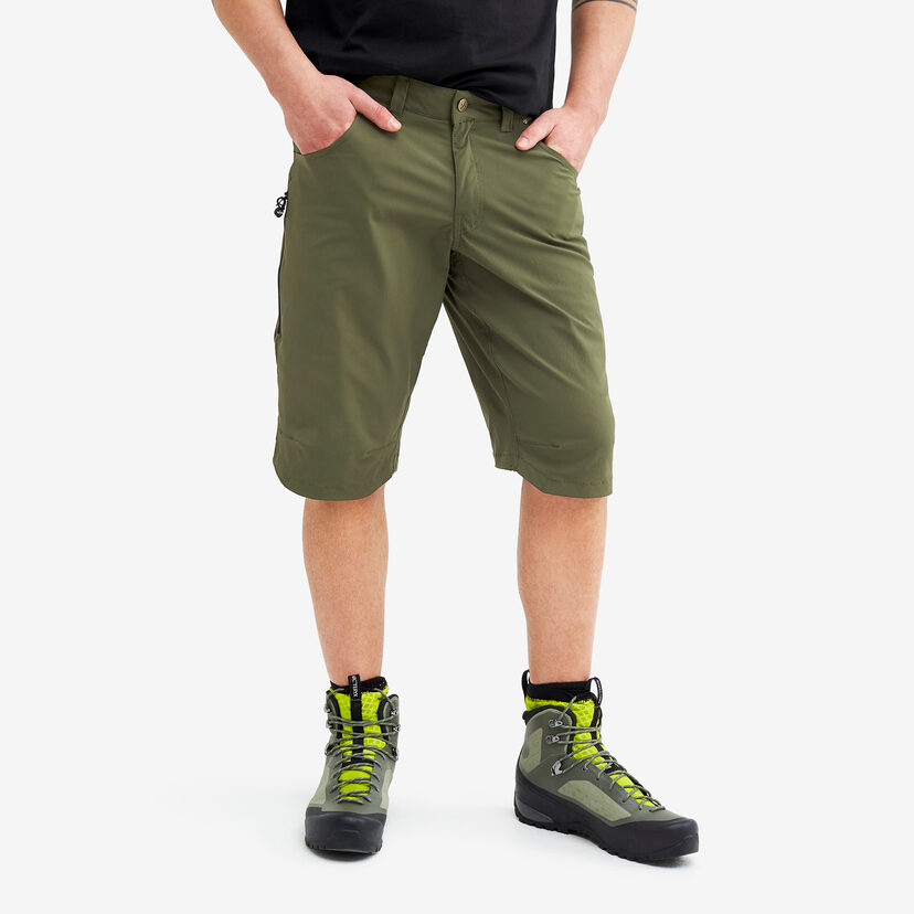 Twisted Outdoor Shorts 2.0 Olive Night Men