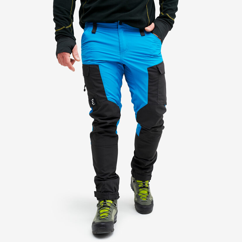 Gpx Pants Blue Men