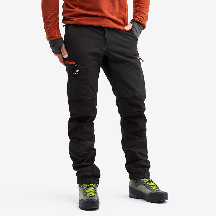Nordwand Pants Anthracite/Autumn Men