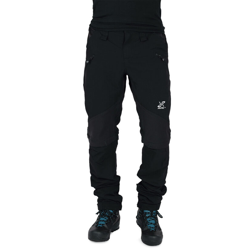 Hyper Pro Zip-off Pants Black Men