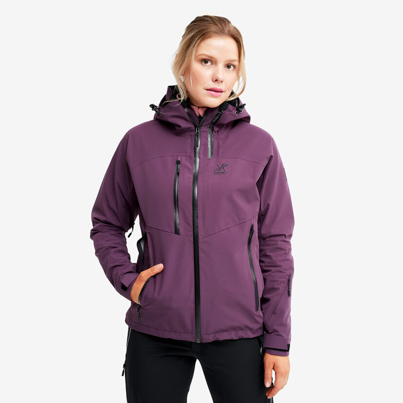 Cyclone Rescue Jacket 2.0 Blackberry Women