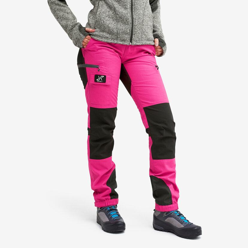 Nordwand Pants Candy Pink Women