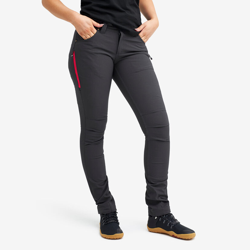 Adrenaline Outdoor Jeans Anthracite Women