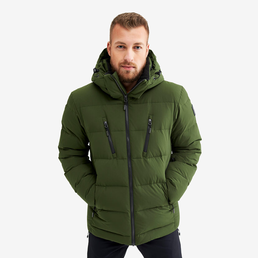 Igloo Jacket Rifle Green Men