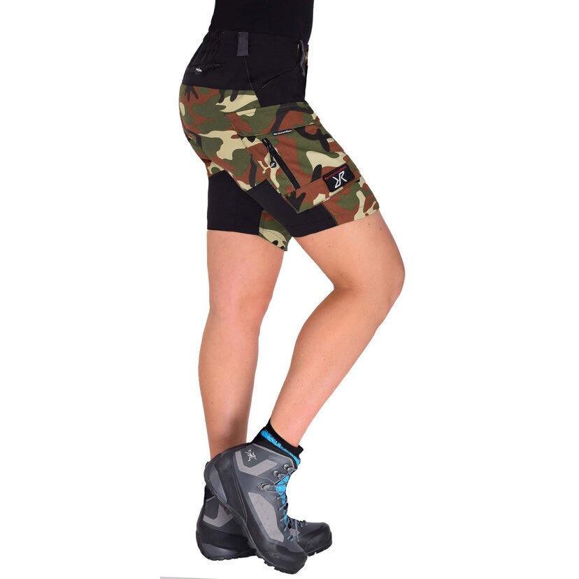 Gpx Shorts Bush Camo Women