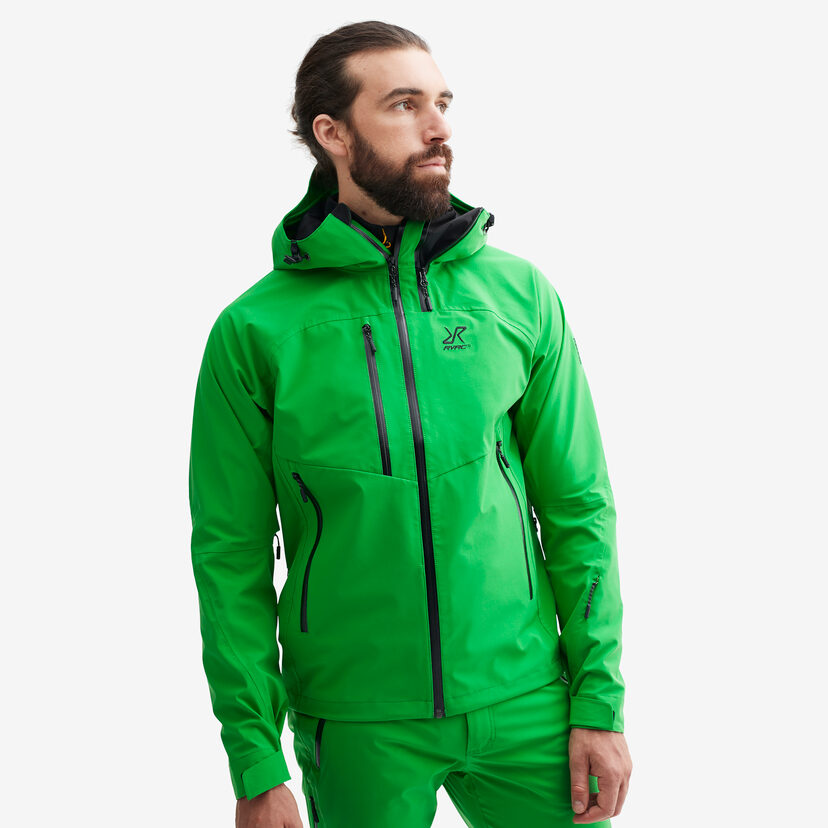 Cyclone Rescue Jacket 2.0 Fern Green Men