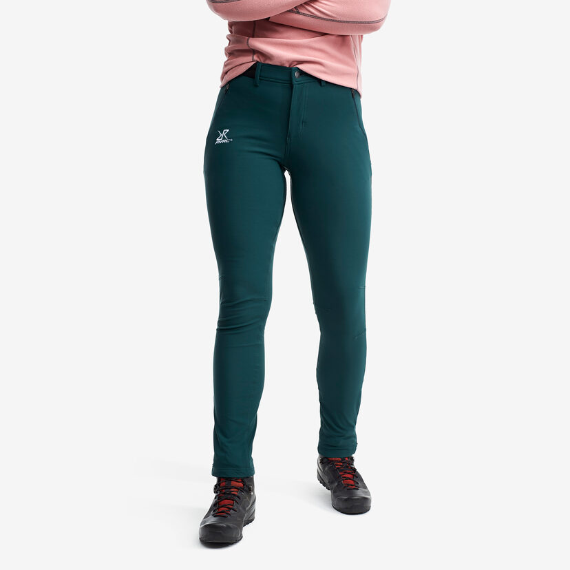 Daybreak Pants Deep Teal Women