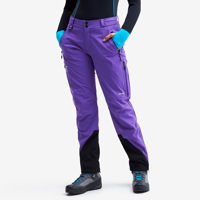 Cyclone Rescue Pants Electric Purple Women
