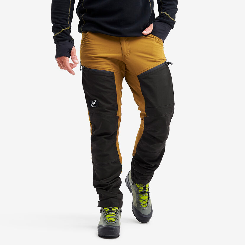 Gpx Pro Trousers Mustard Men