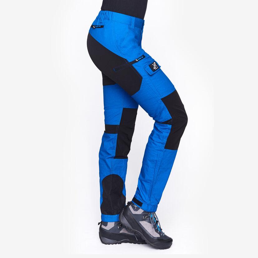 Nordwand Pants Blue Aster Women