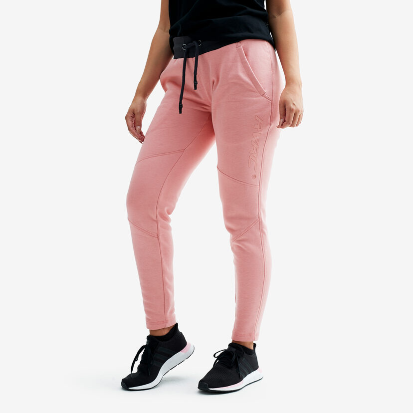 Elements Trousers Dusty Pink Women