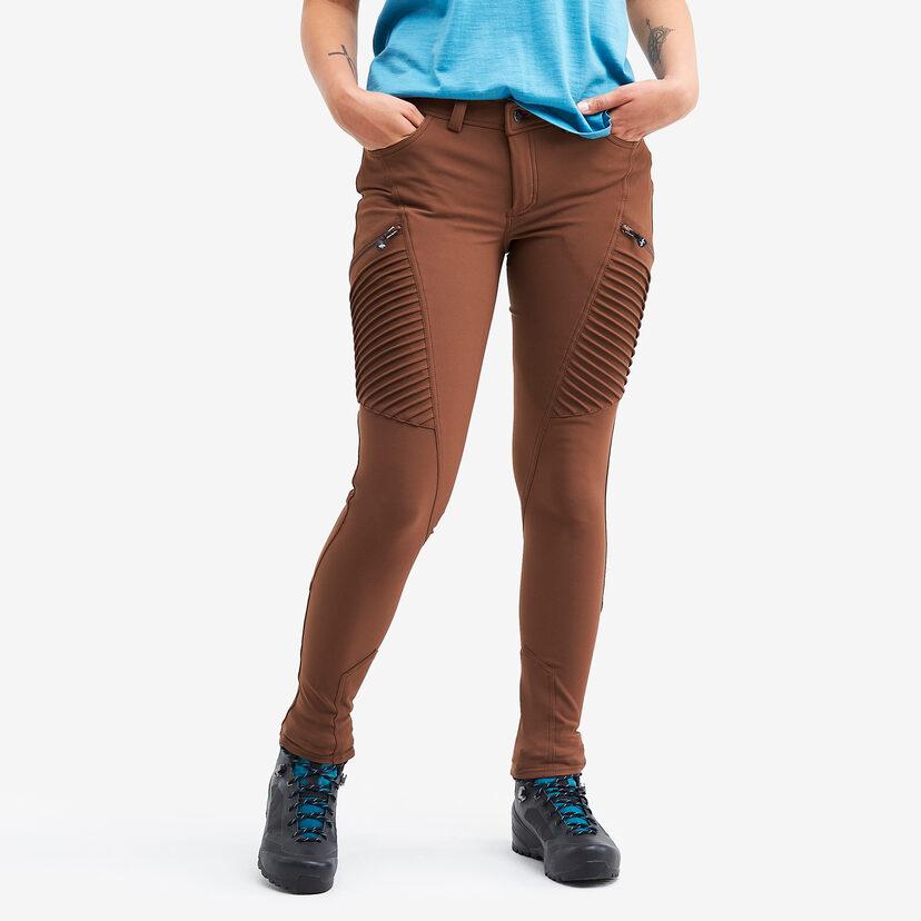 Pusher Outdoor Jeans Tiramisu Women