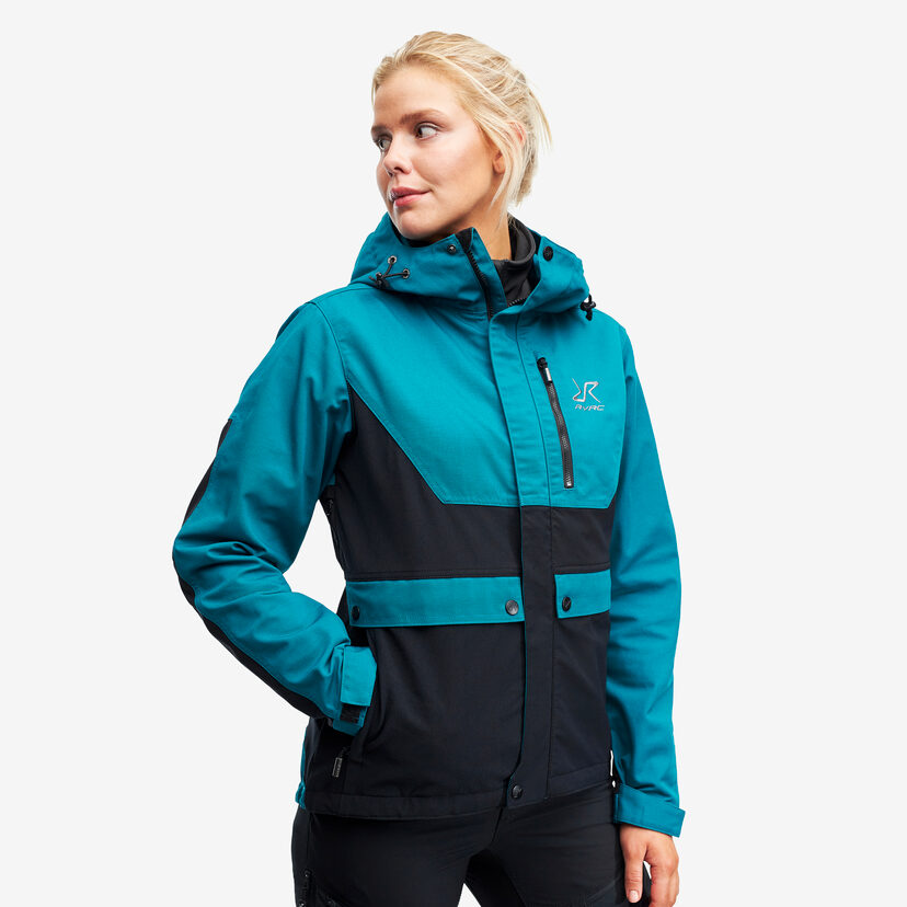 Gpx Pro Jacket 2.0 Dark Turqouise Women