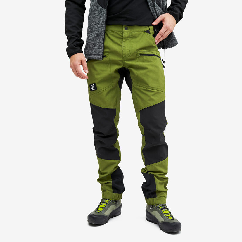 Nordwand Pro Pants Cactus Green Men