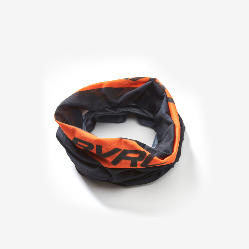 Neck Warmer Black/Flame