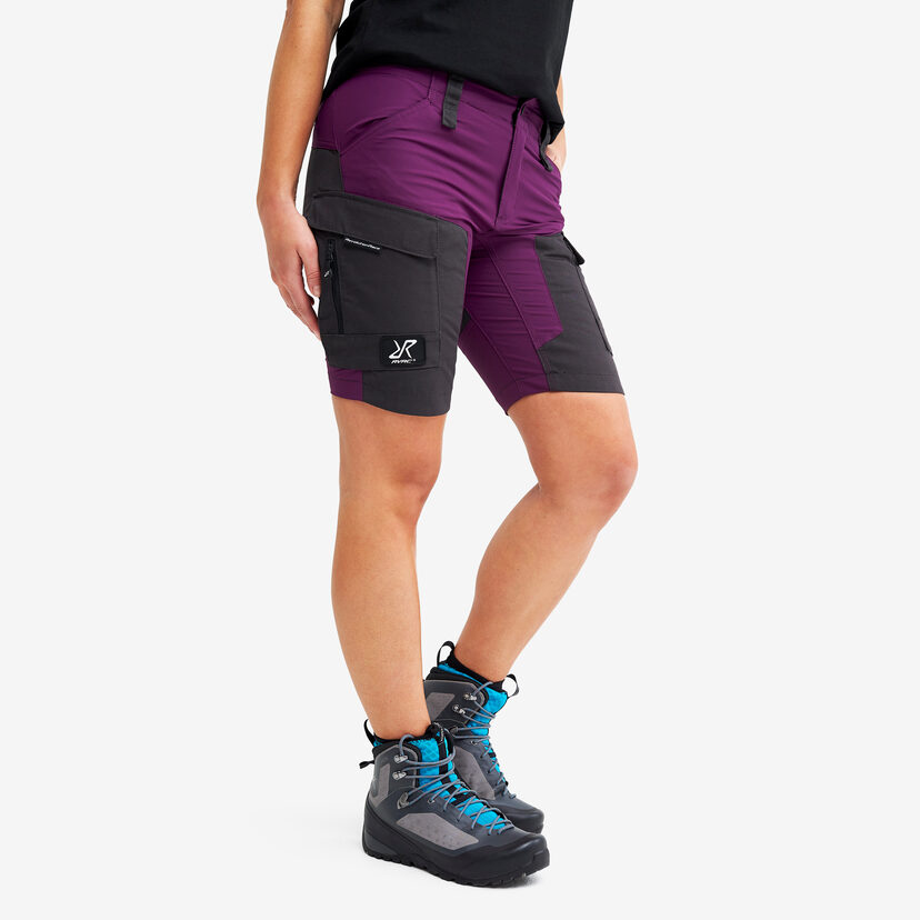 Gpx Shorts Purple Rain Women