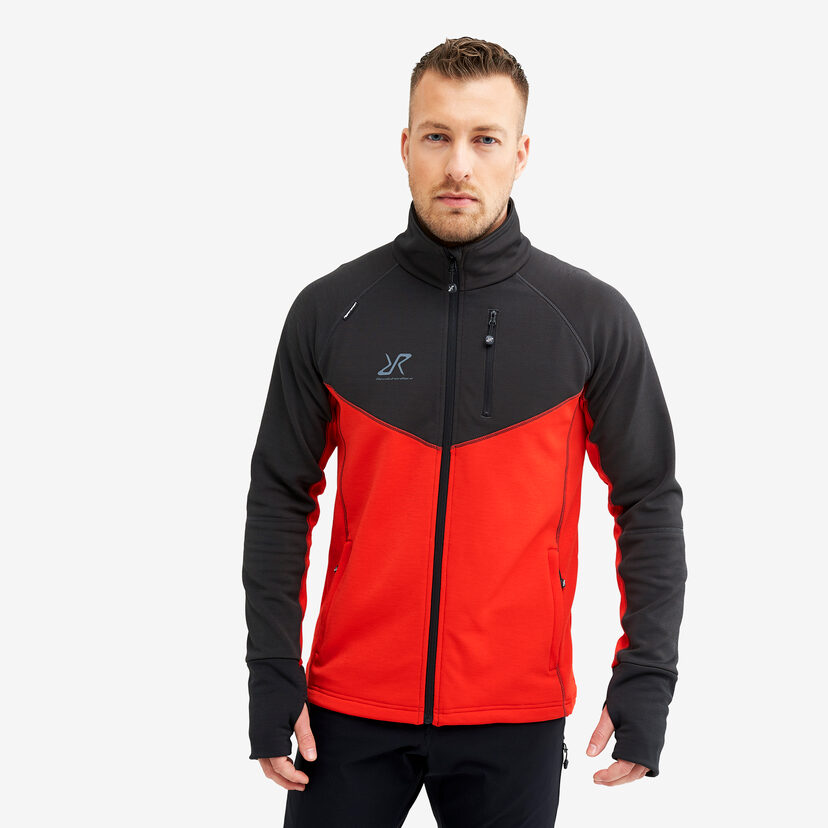 Illusion Fleece Formula 1 Red Men