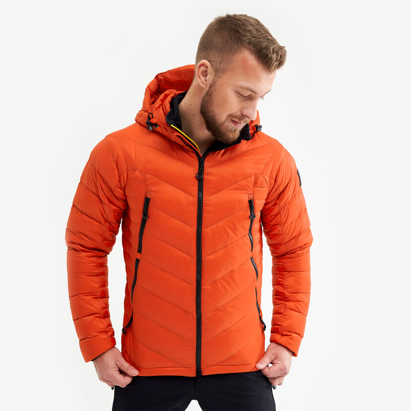 Gravity Jacket Orange Men