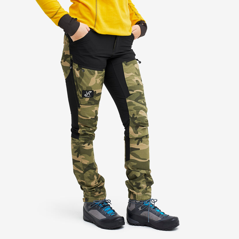 Gpx Pro Trousers Green Camo Women