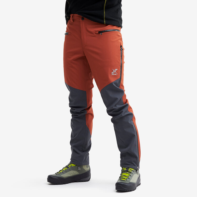 Silence Proshell 2.0 Trousers Rusty Orange Men