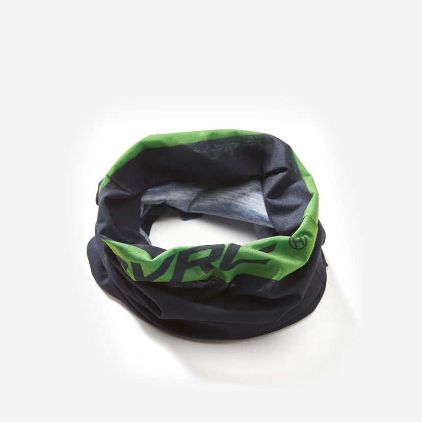 Neck Warmer Black/Fern