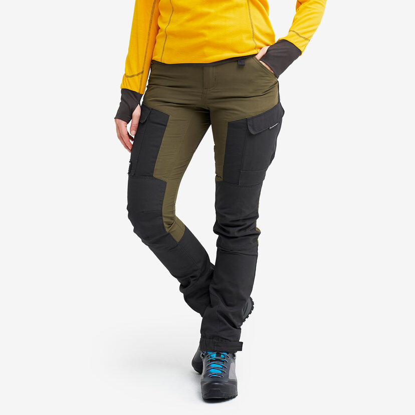 Gpx Pants Dark Olive Women