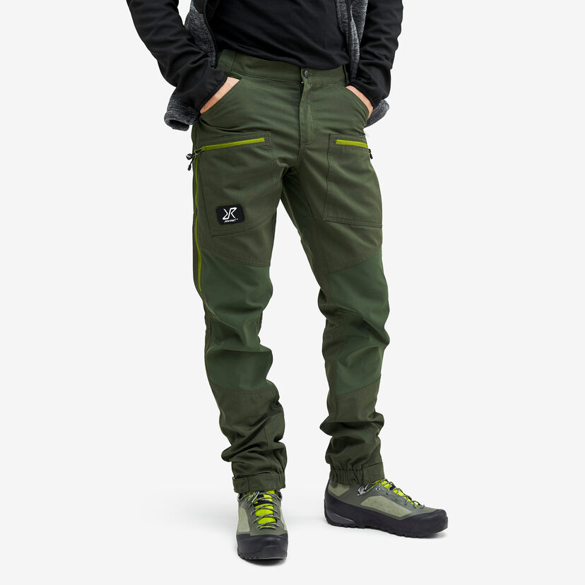 Nordwand Pro Trousers Green Men