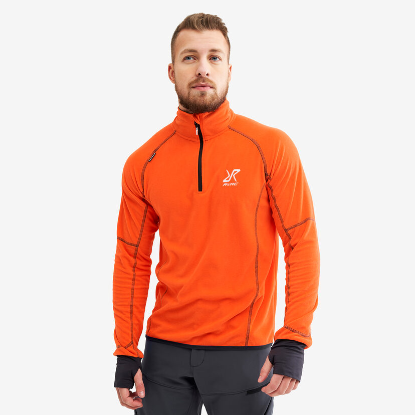 Trekker Fleece Flame Men
