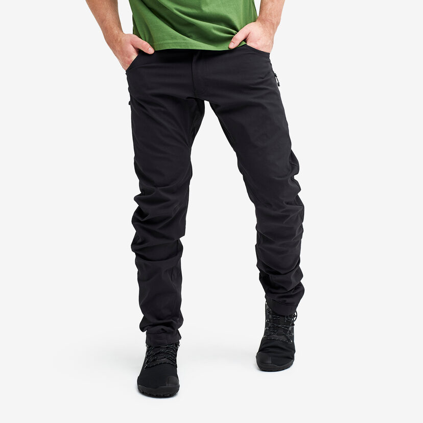 Twisted Outdoor Jeans Black Men