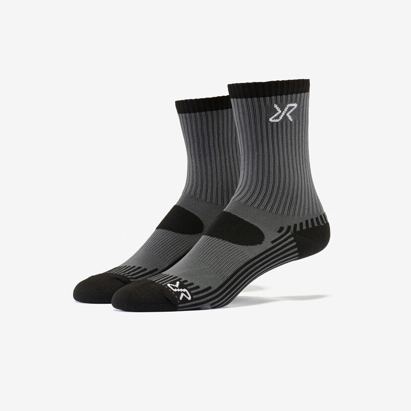Trekking Sock Grey/Black Women