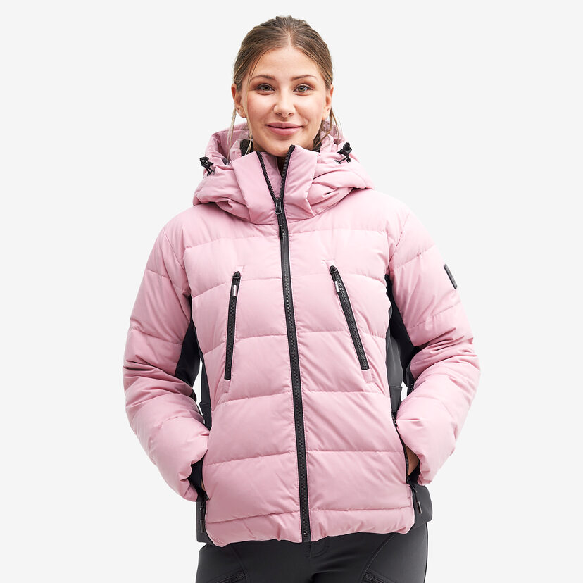 Igloo Jacket Dawn Pink Women