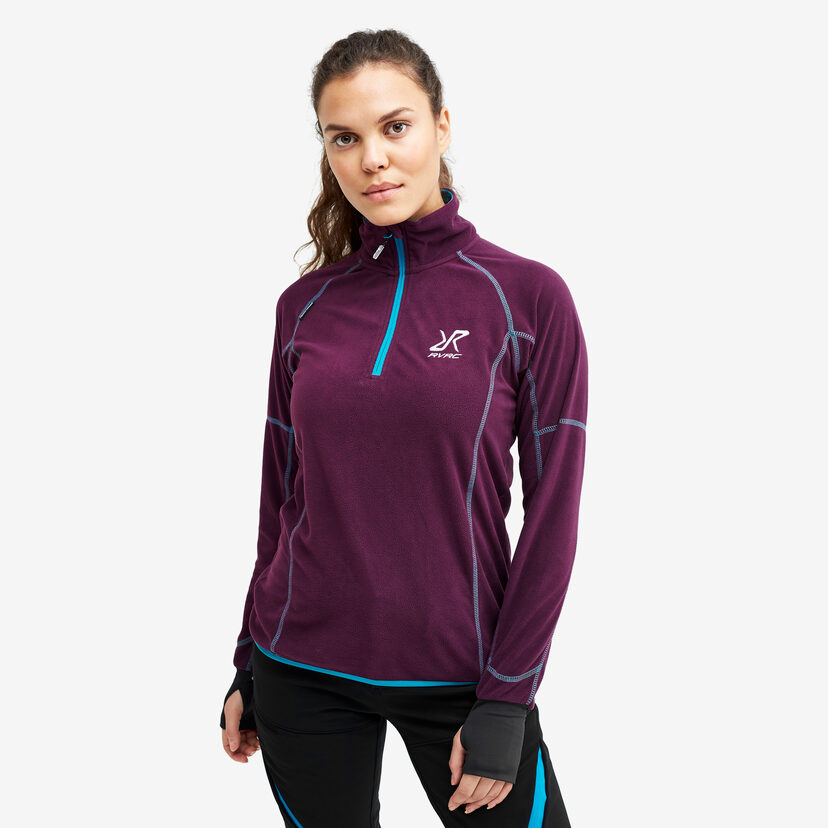 Trekker Fleece Grape Women