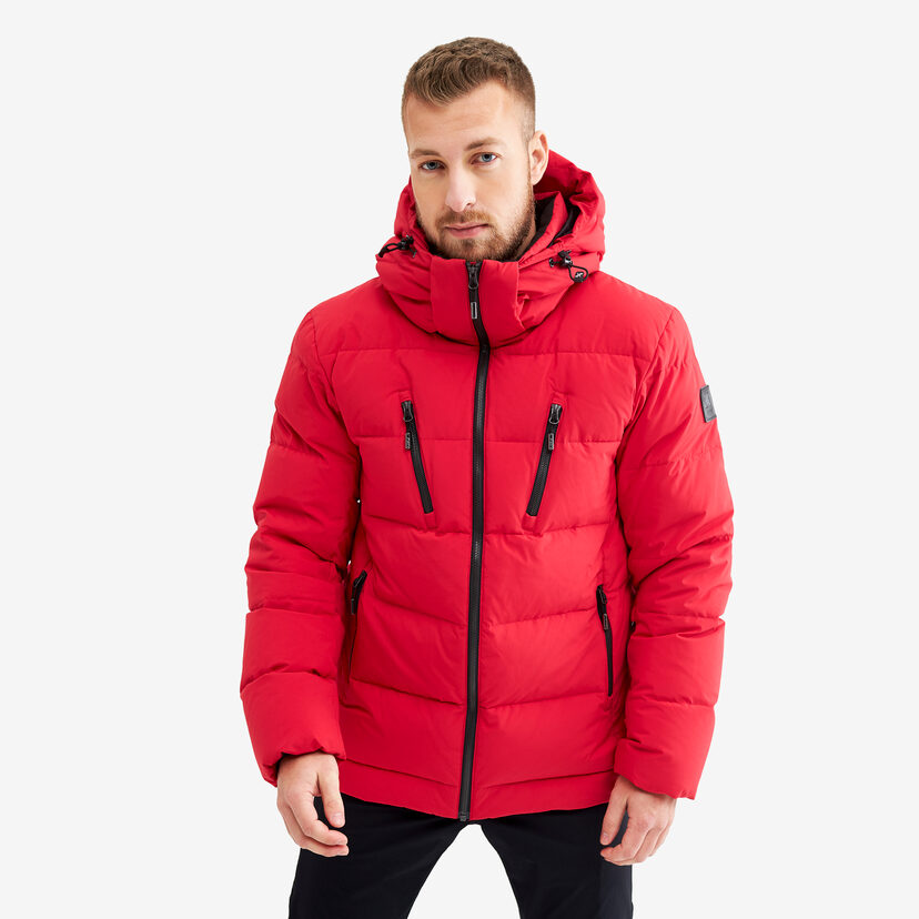 Igloo Jacket Red Men