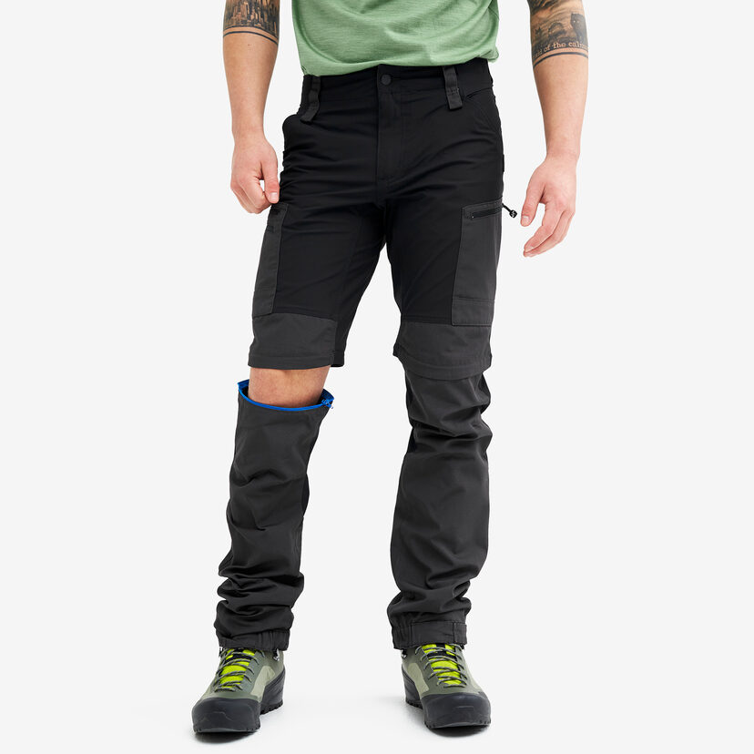 Gpx Pro Zip-off Pants Black Men