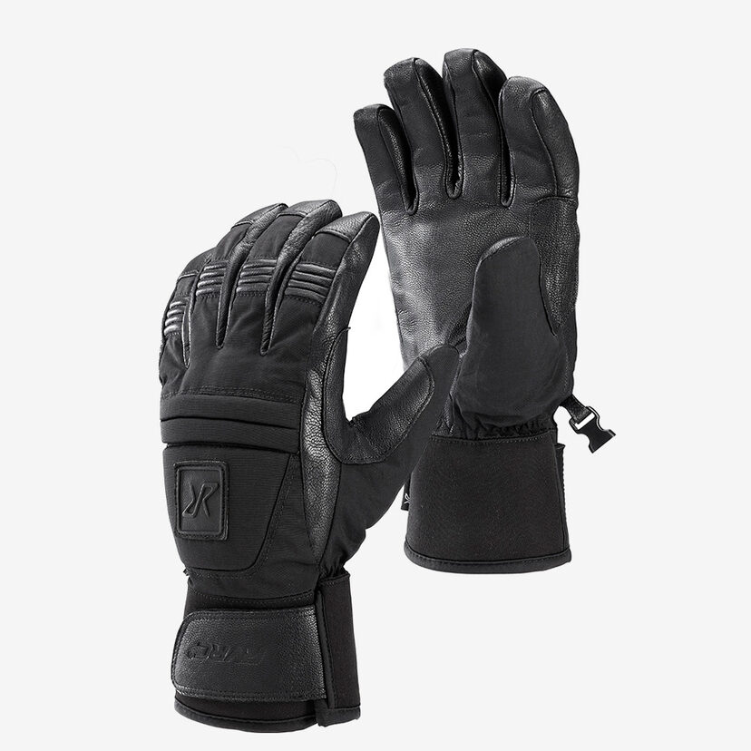 Alpine Glove Black