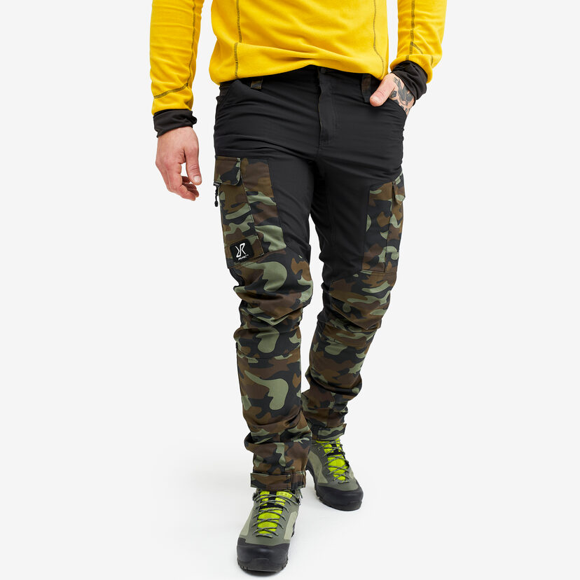 Gpx Pants Tobacco Camo Men