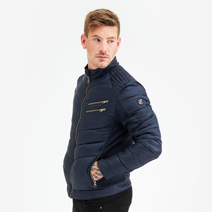 Rocket Jacket Navy Men
