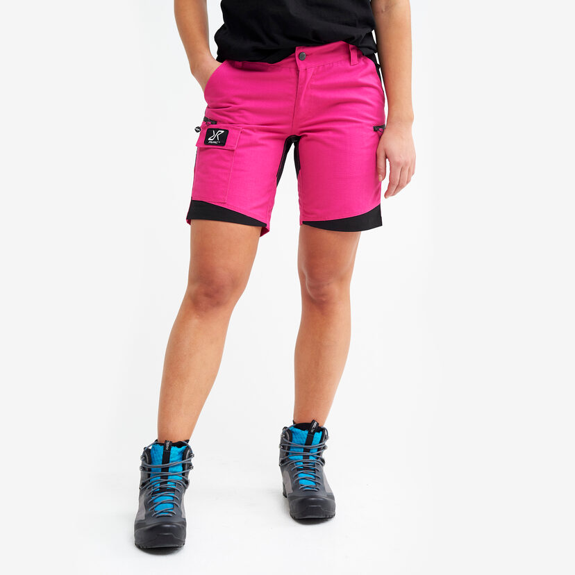 Nordwand Shorts Candy Pink Women