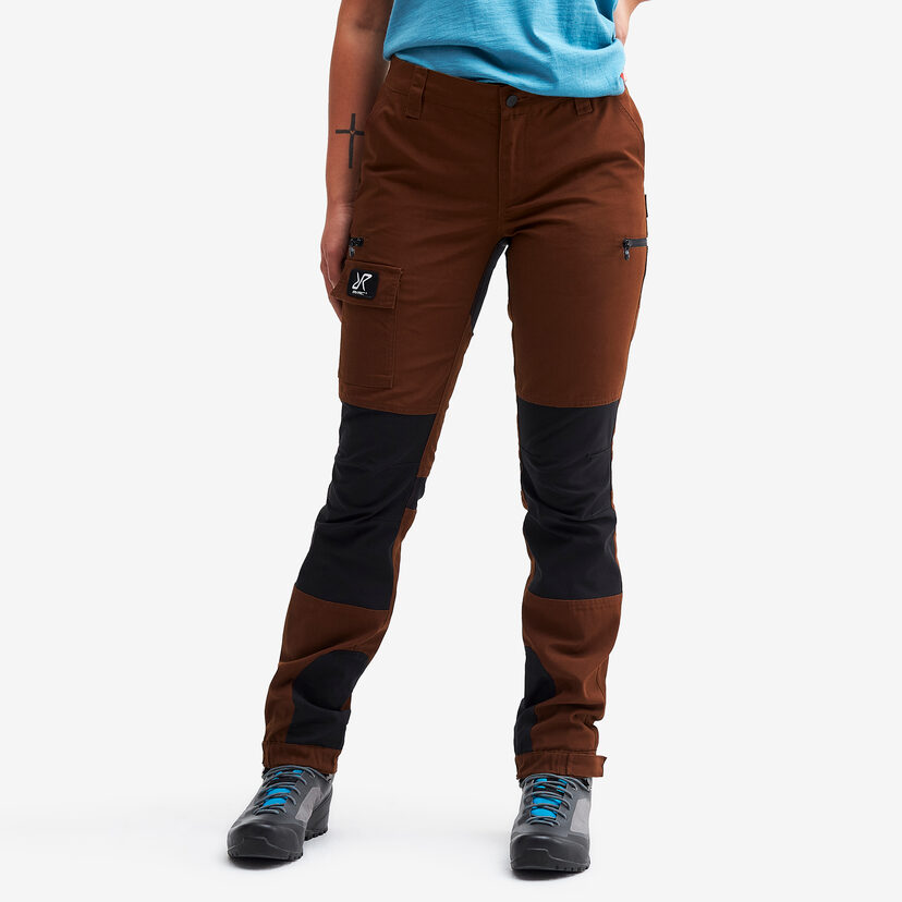 Nordwand Pants Espresso Brown Women