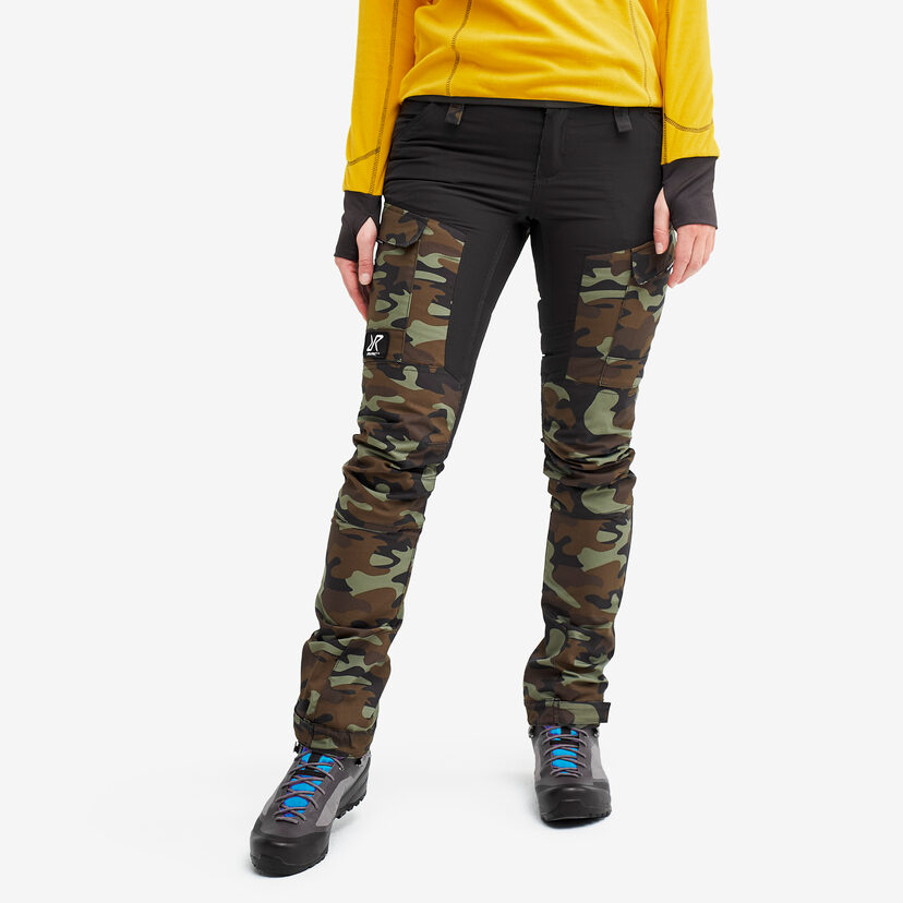Gpx Pants Tobacco Camo Women