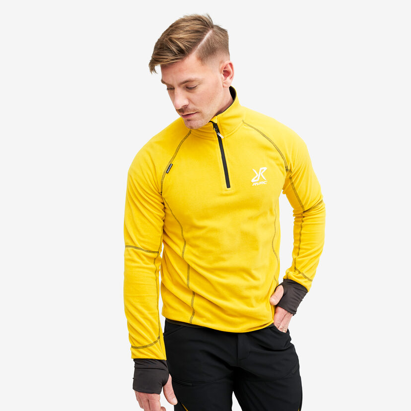 Trekker Fleece Sunshine Men
