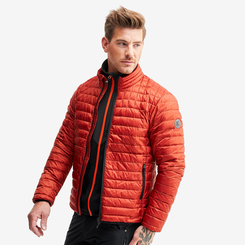 Superlight Down Jacket Dark Autumn Men