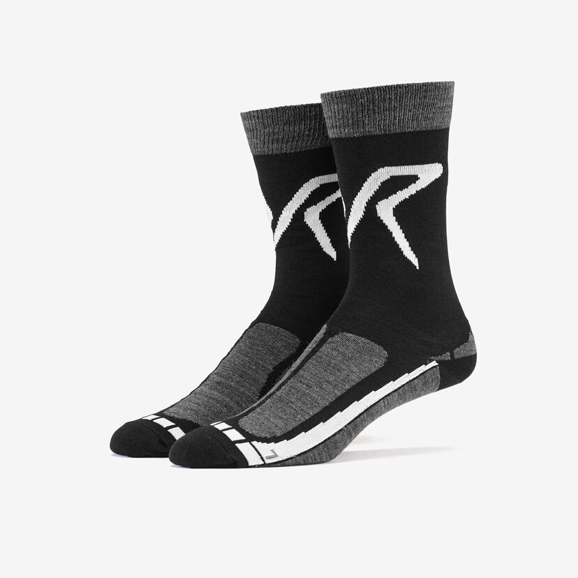 Hiking Sock Black/White Men